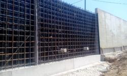 Армирование стен ПС23, ПС24 ГПС№2 (2)