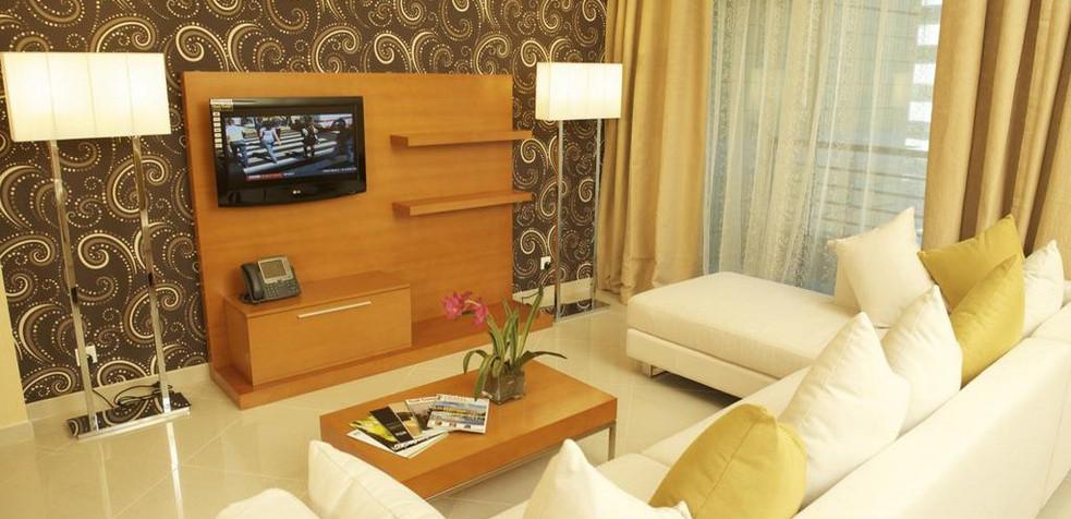 Grand Bellevue Hotel Apartment Dubai 15.