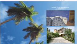 Сайт для мини гостиницы