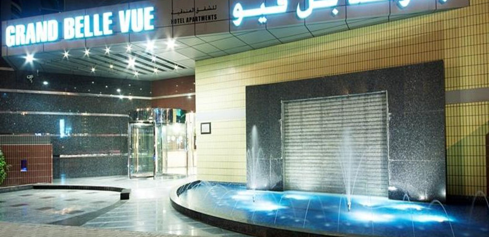Grand Bellevue Hotel Apartment Dubai 4.j