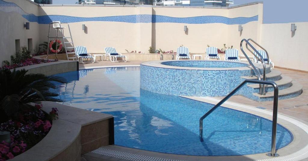 Grand Bellevue Hotel Apartment Dubai 24.