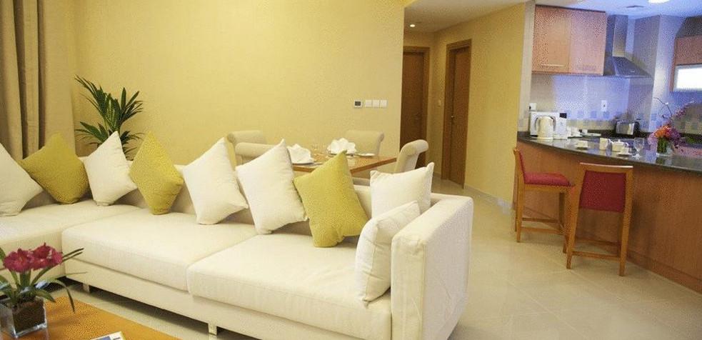 Grand Bellevue Hotel Apartment Dubai 12.