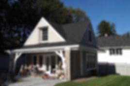 Hubert Krah Designs - New pool house for