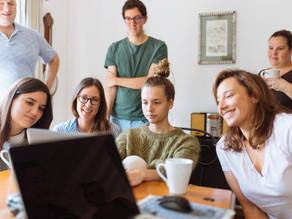¿Trabajas en grupo o en equipo?