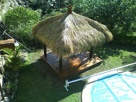 Cabana Thatching