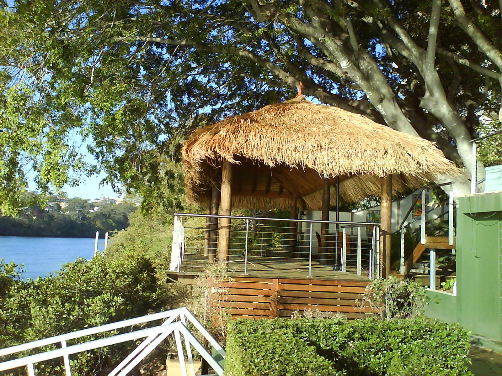 Brisbane Thatch -Bali Huts and Decks