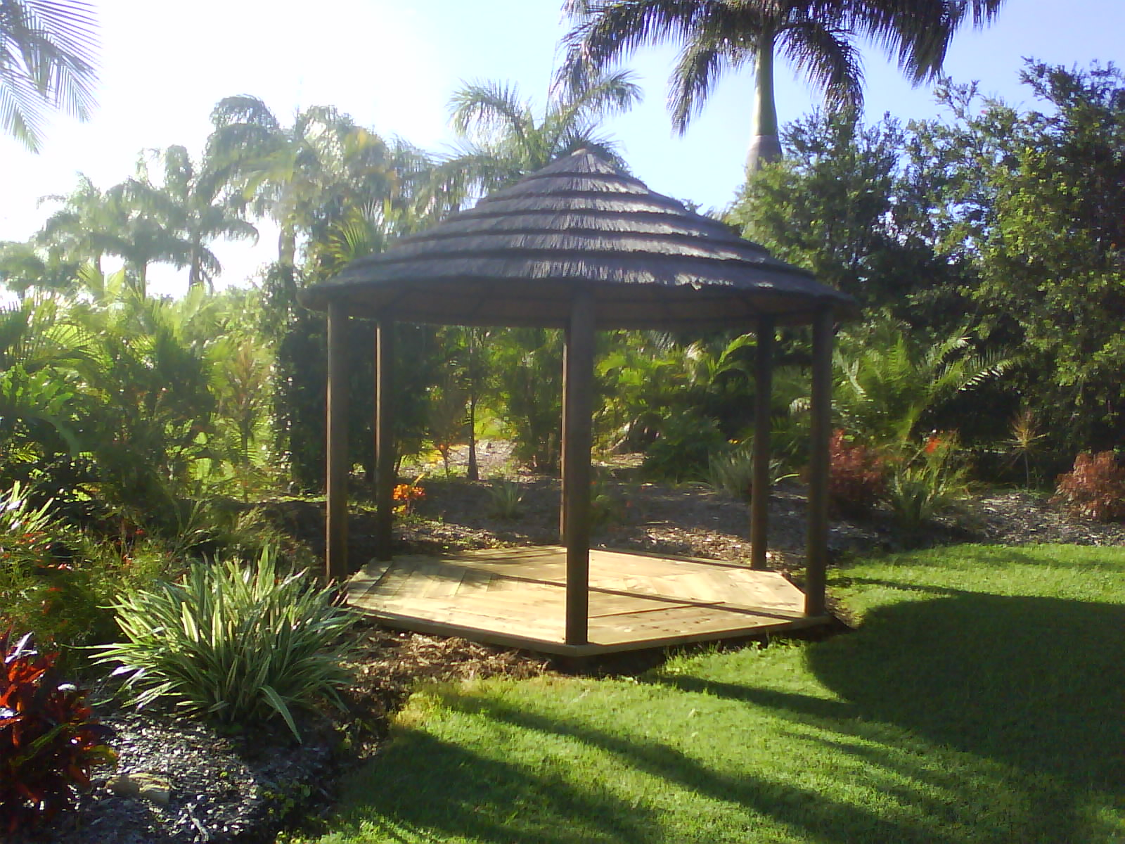 Brisbane Thatch and decks - Gazebos