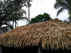 Synthetic Bali Hut Thatch