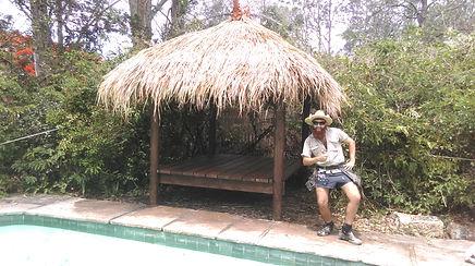 Brisbane Thatch and Decks Palapa