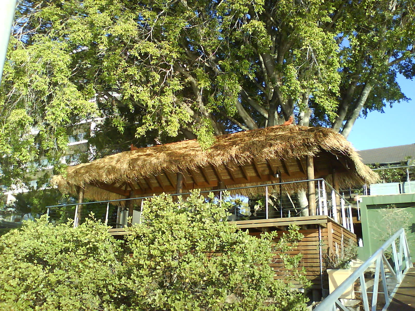 Bali Huts Brisbane Thatch and Decks