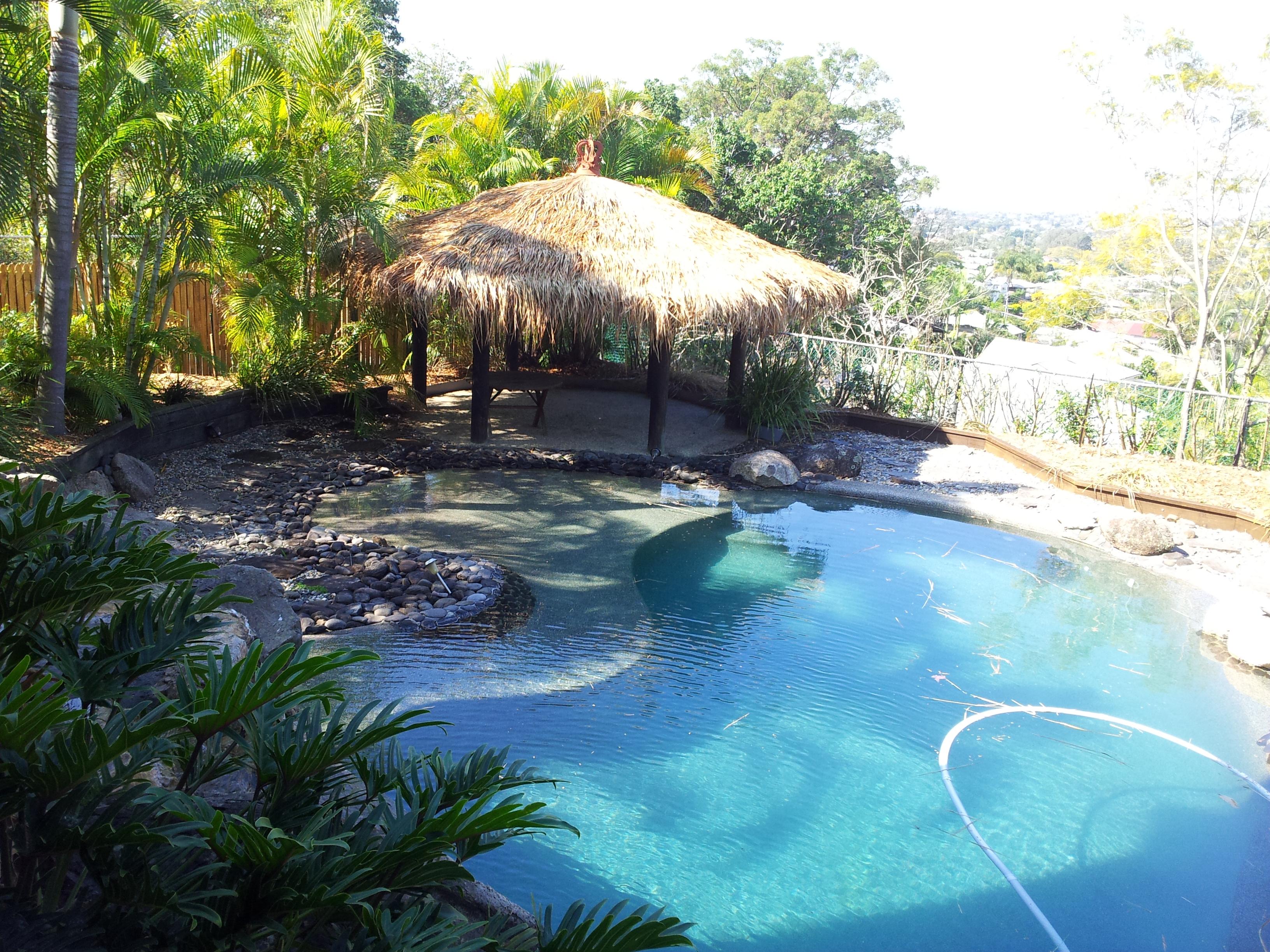 Bali Huts Brisbane - QLD Thatch