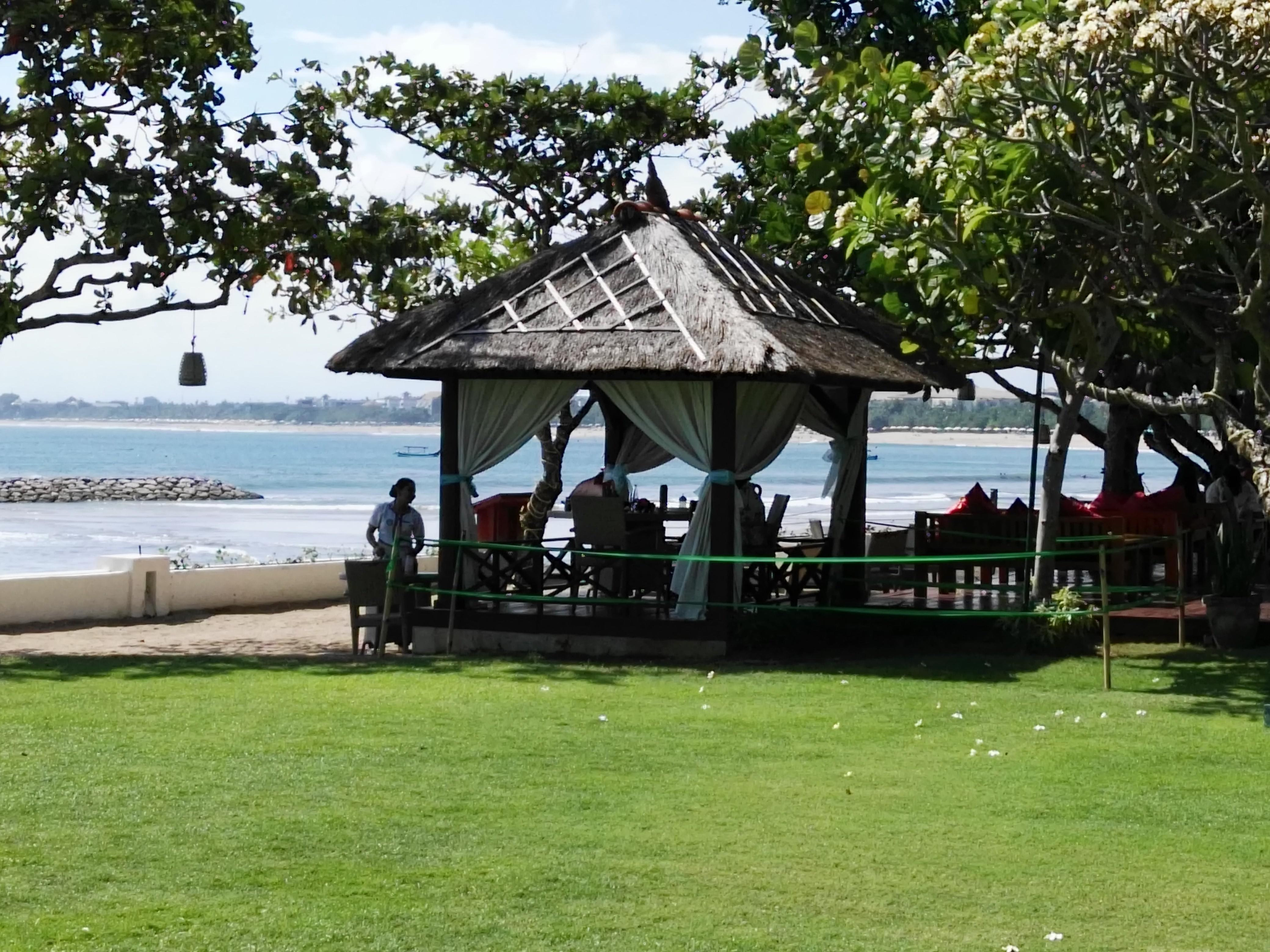 Bali Hut Gazebo