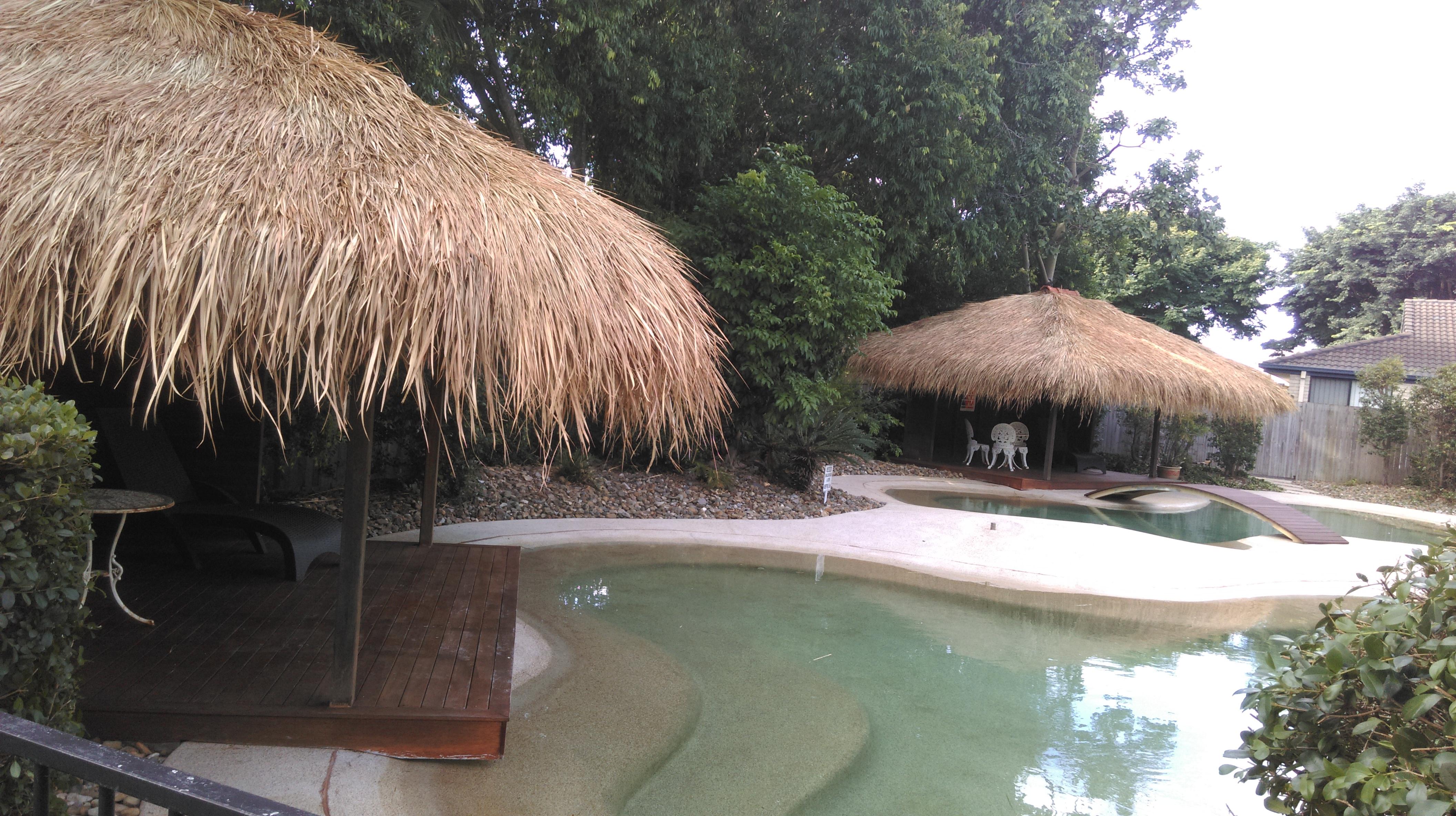 Btisbane Thatch and Decks
