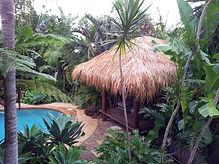3x3 Bali Hut