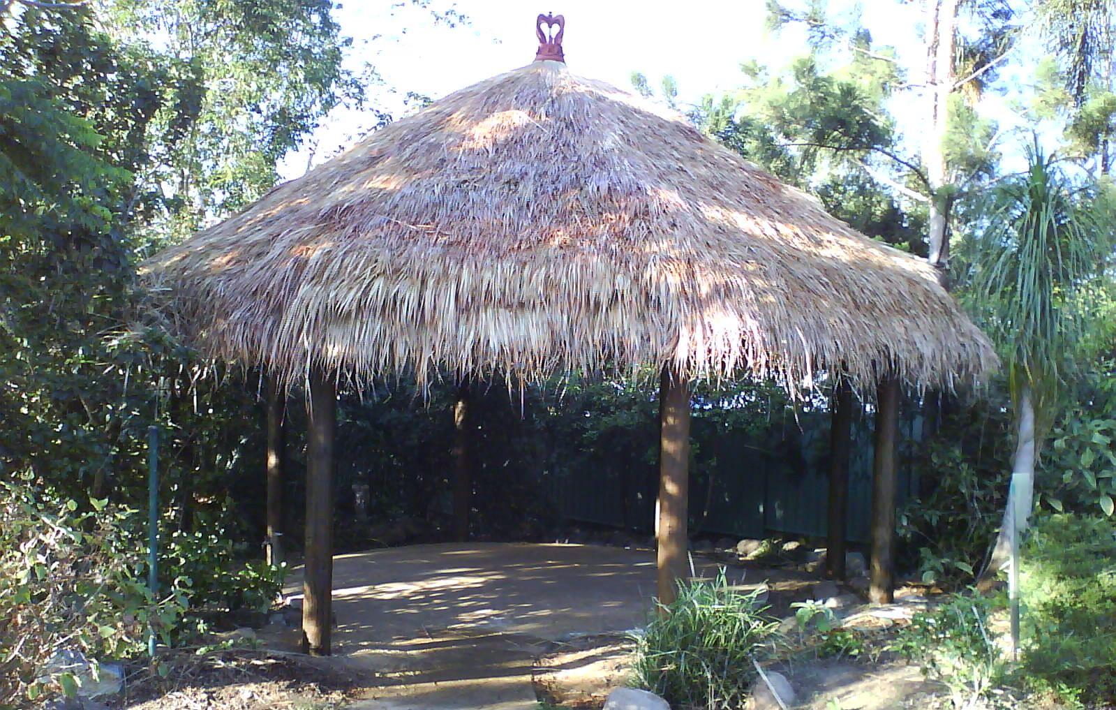 Brisbane Thatch Bali Rondawels