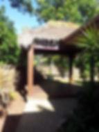 Balinese Pergola