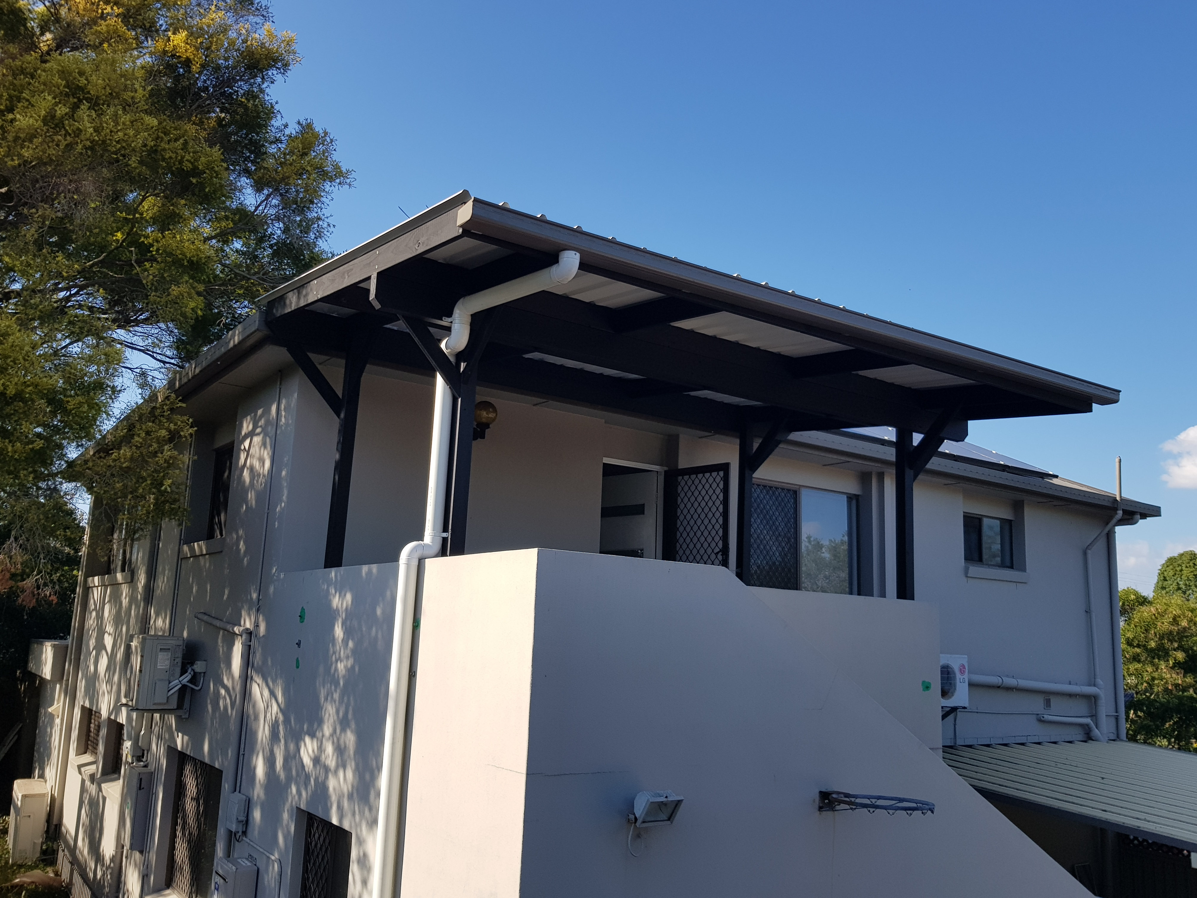 Color Bond Roof