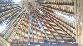 Imported Bali Hut