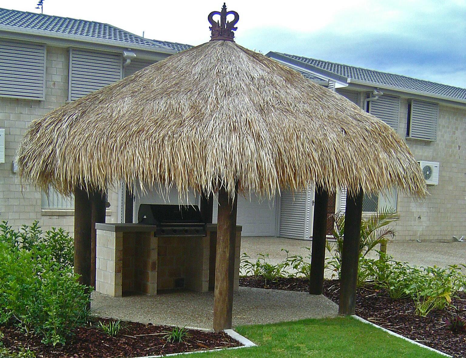 Bali Huts and Decks