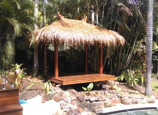 Bali Hut in The Gap Brisbane