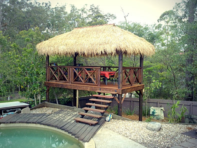 Bali Thatch Huts And Sales Gold Coast