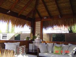 (Bali Hut) Balinese Thatched Gazebo