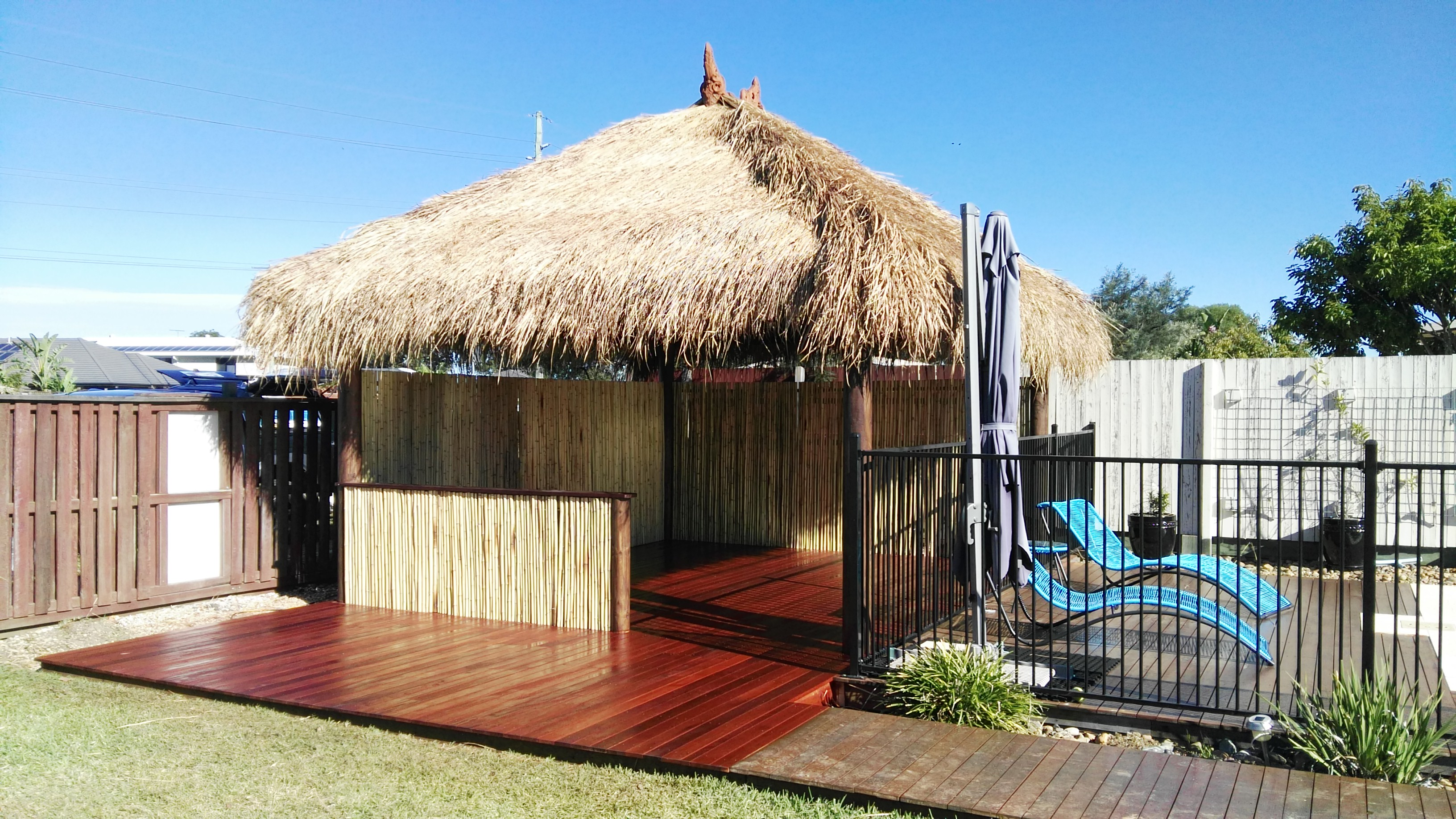 Brisbane Thatch and Decks