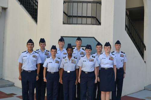 CLC 1 Wing Staff