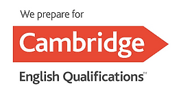 we prepare for cambridge qualifications.