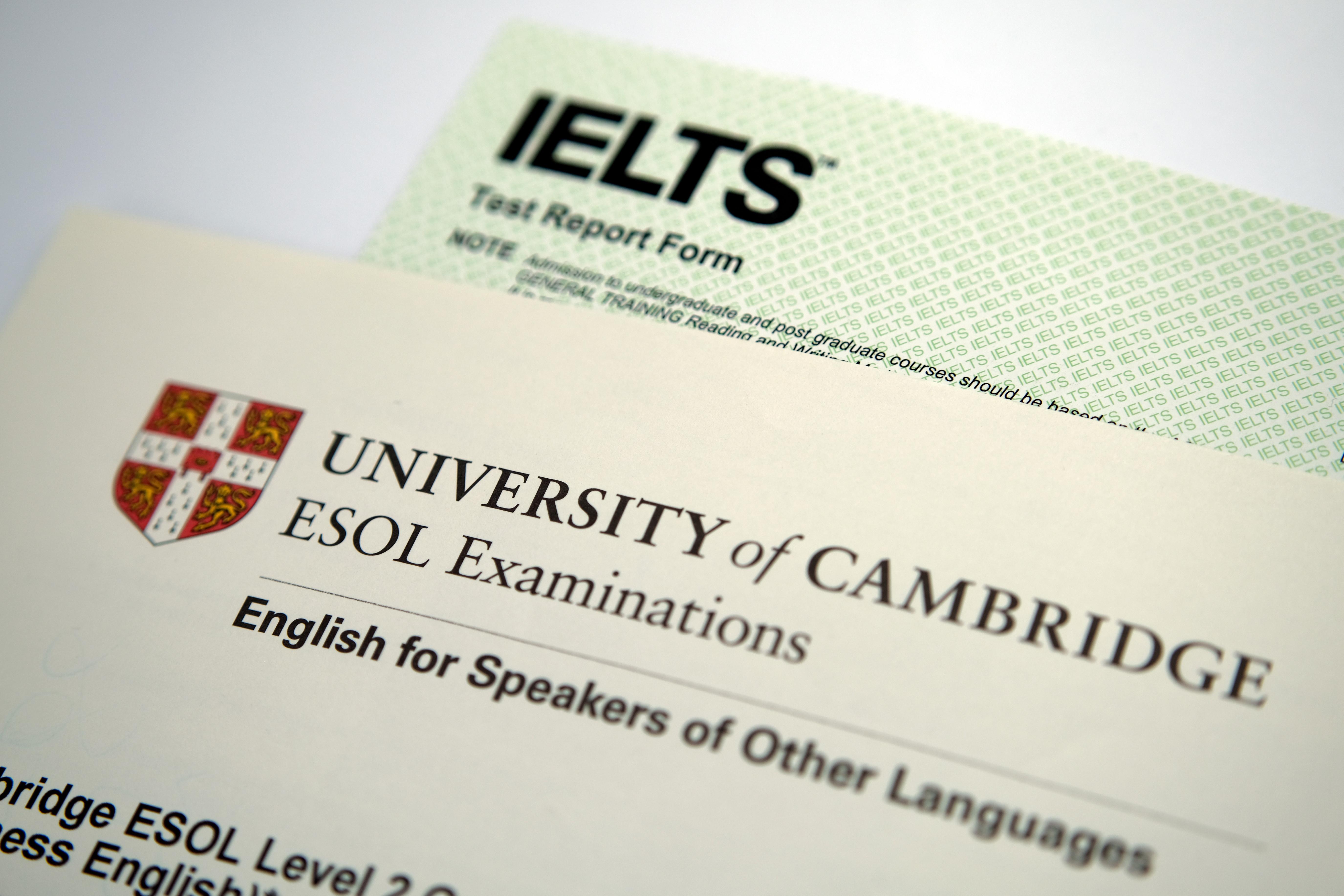 Cambridge English - Formule annuelle
