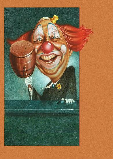 Clown/Judge