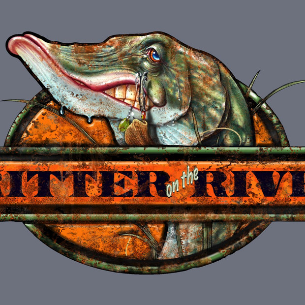 CRITTER ON THE RIVER
