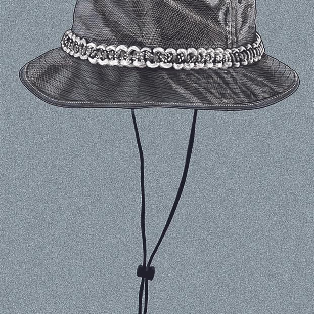 SCRATCHBOARD HAT