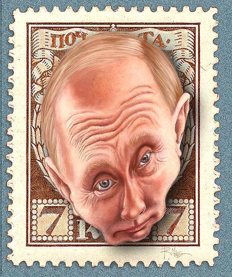Czar Putin