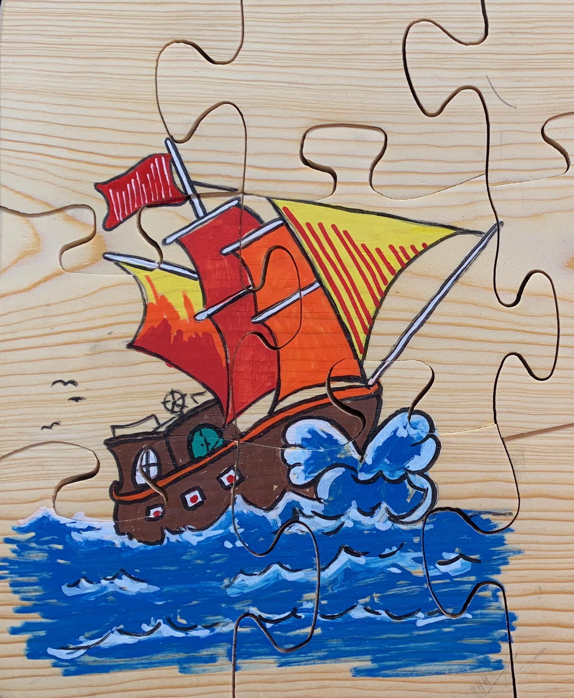 Sailing Ship 05