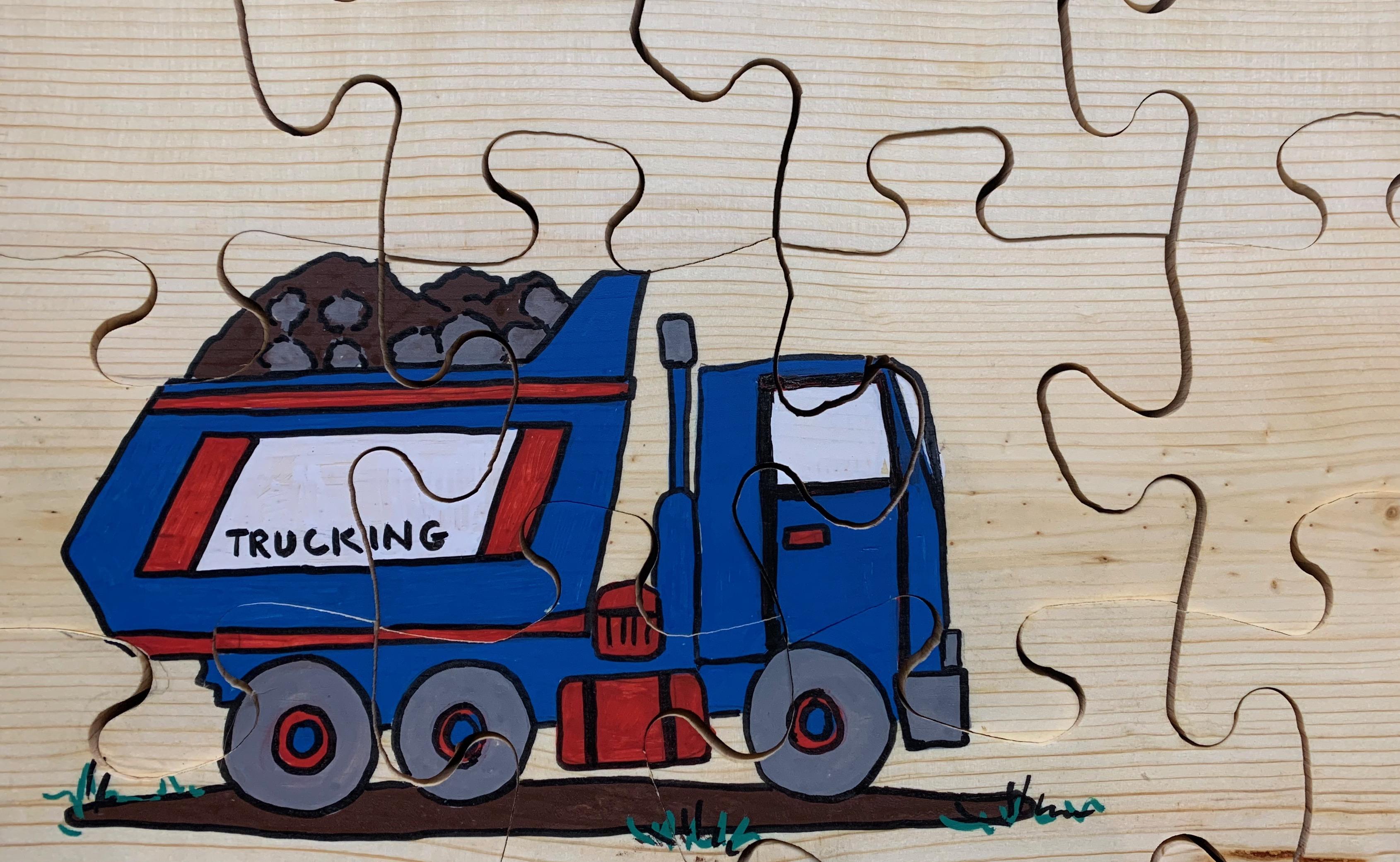 Dump Truck 02