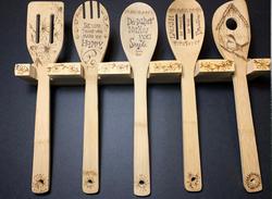 Spoons & Rack