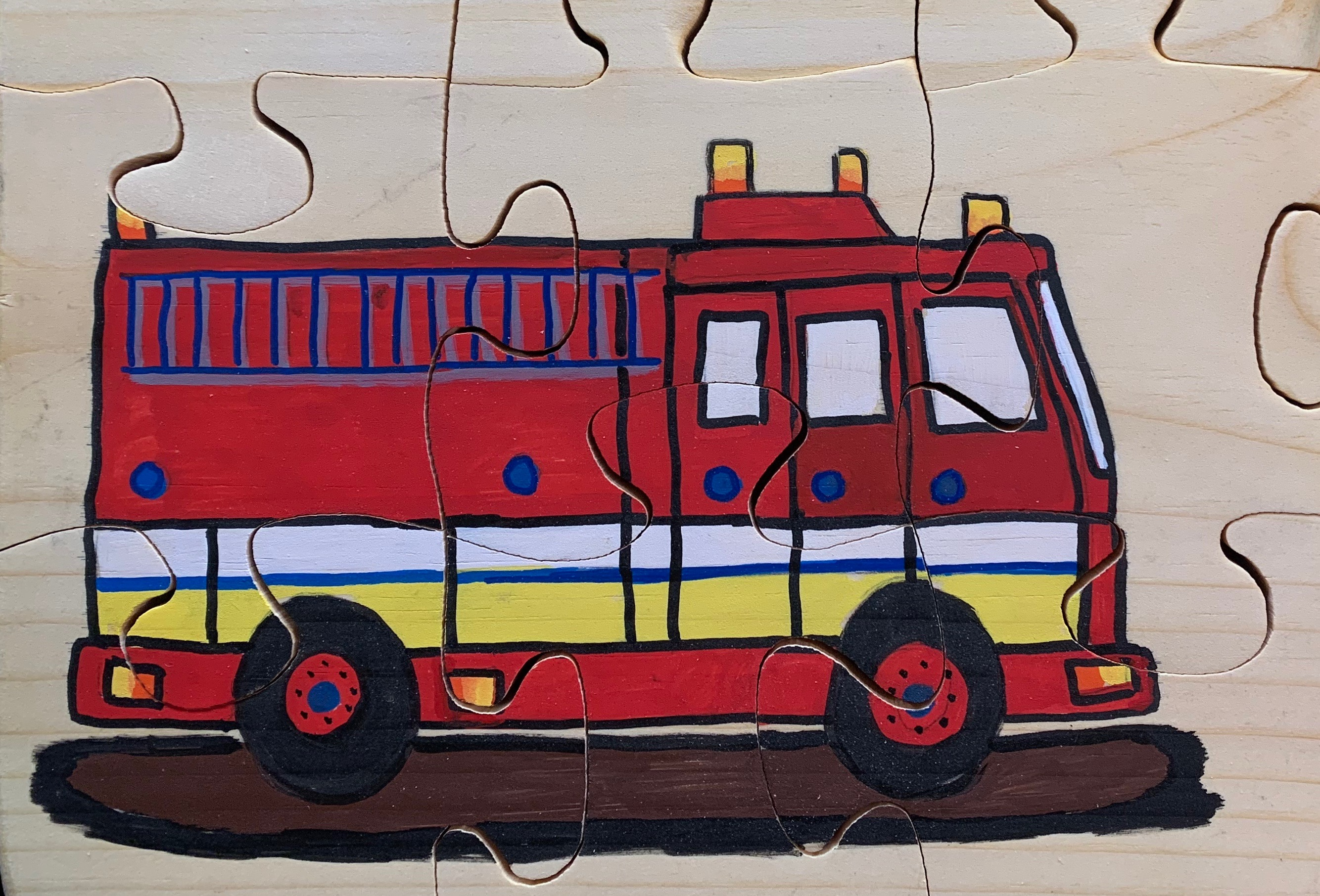 Fire Truck 01