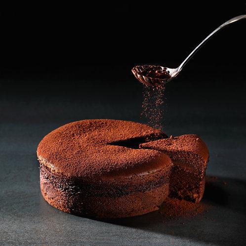法芙娜-醇厚巧克力蛋糕
