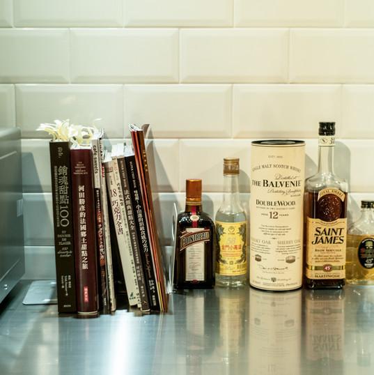 知識與酒精同等的重要