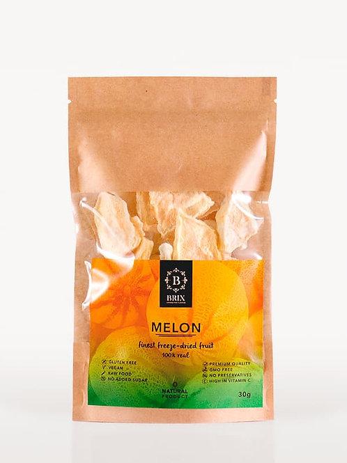 Freeze Dried Melon Cantaloupe 30g