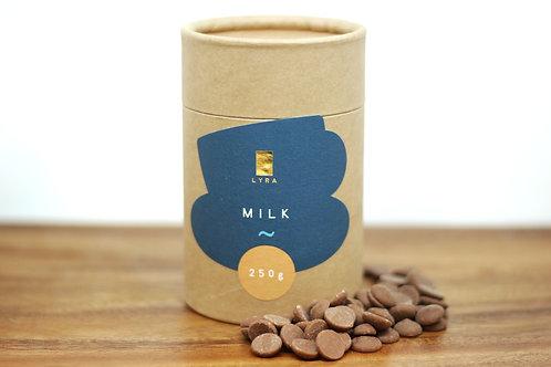 Milk 33% drinking chocolate, 250g