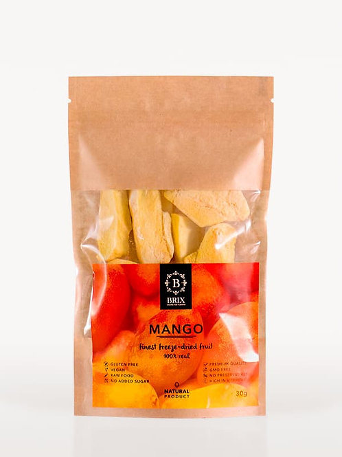 Freeze Dried Mango 30g