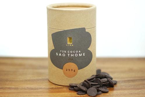 Sao Thome 70% drinking chocolate 250g