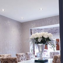 Beautiful Dining Room Space