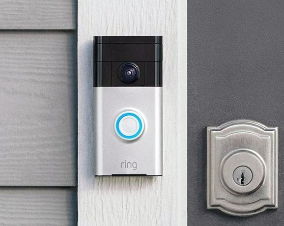 Ring Door Bell Security