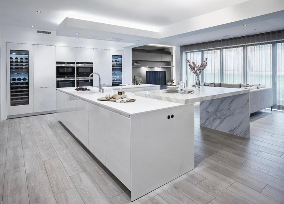 Open Kitchen Gallery