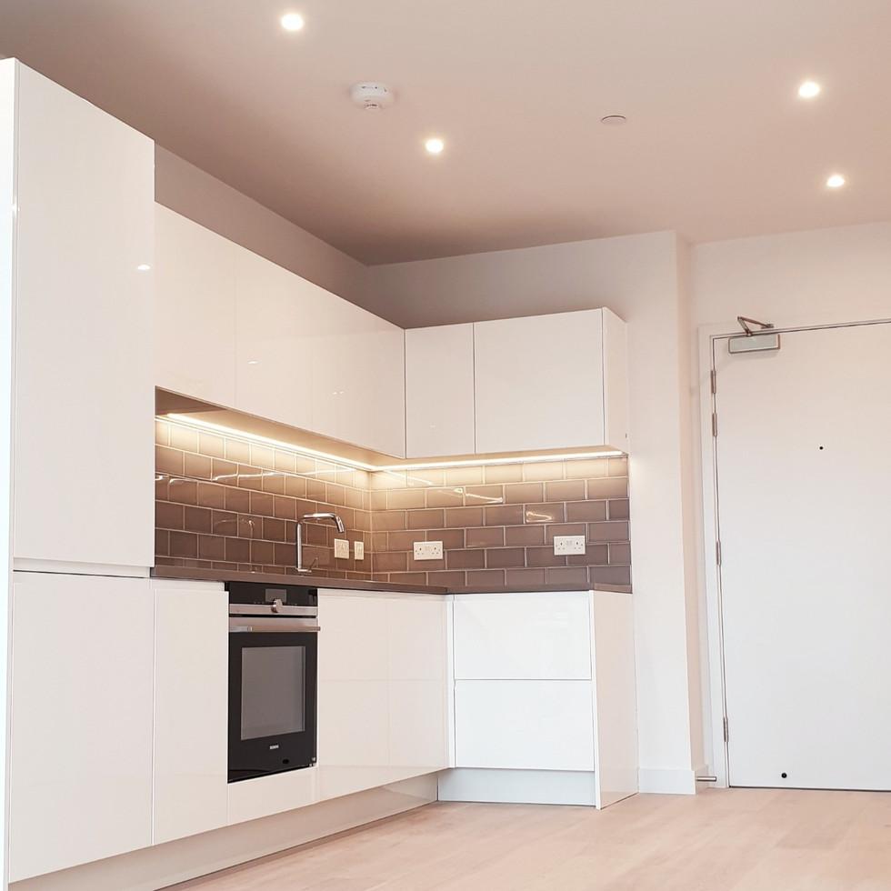 Clean & Effective Kitchen Design