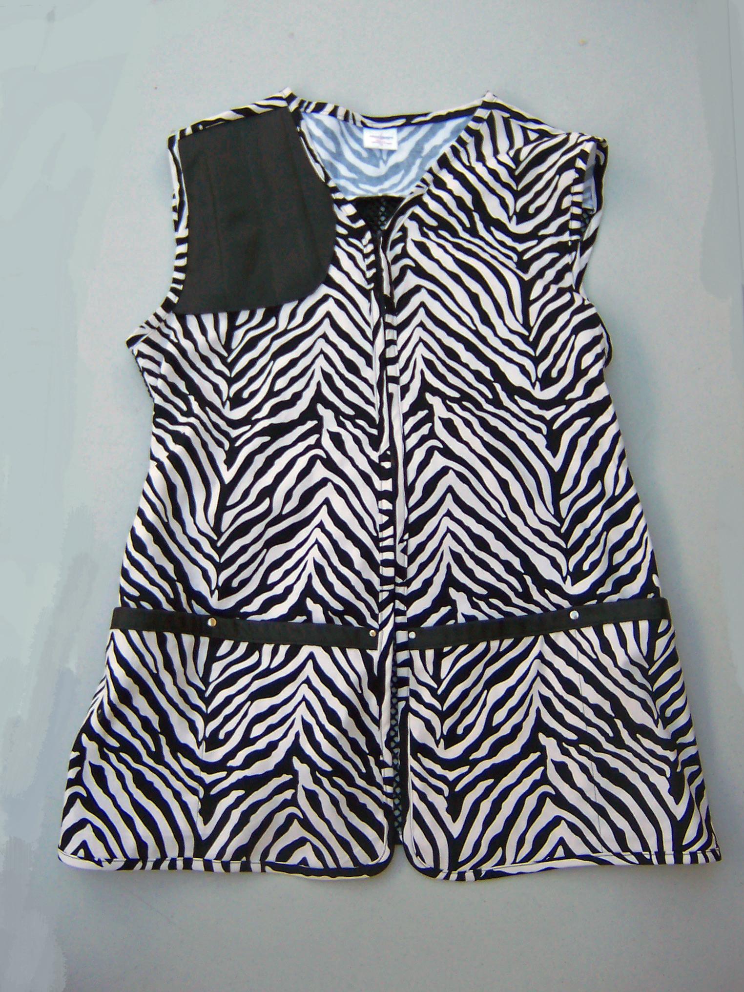 Alford Design Vest front
