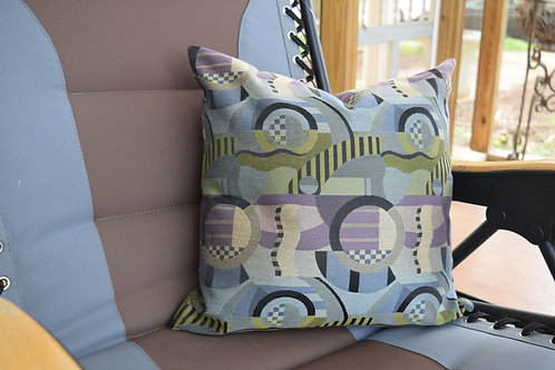 Abstract Pillow Cover - 18 x 18